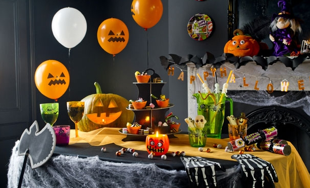 Naver - Ideas decoracion halloween fiesta ...