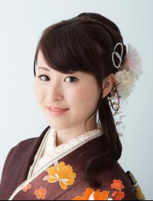 振袖アレンジ髪型ロング
