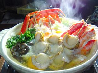 海鮮かに鍋レシピ