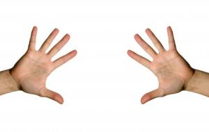 指やせ体操