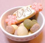ひな祭り手作り菓子
