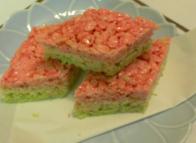 ひし形お菓子レシピ