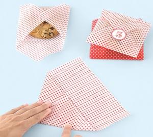 クッキー1枚ラッピング方法