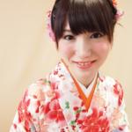 卒業式の袴に合う髪型 ミディアムのアレンジ方法アップヘアスタイル