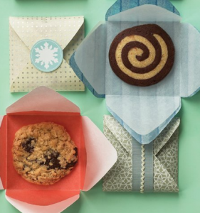 クッキー個々包装方法