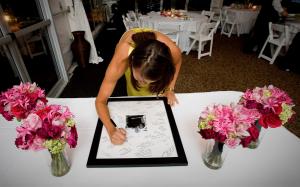 結婚式サインボード作り方
