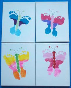 母の日手作りプレゼント幼稚園児