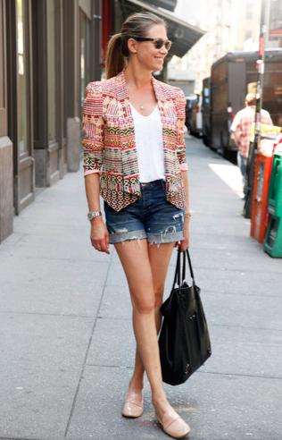 セレブストリートファッション春