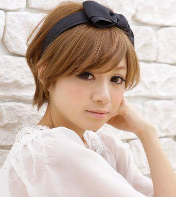 結婚式 髪型 自分で カチューシャ | kamigata