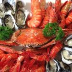 カニ鍋に合う魚介具材