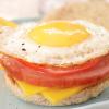 朝食マフィンレシピ