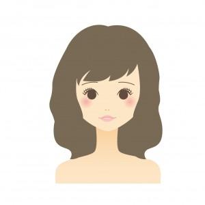 色黒に似合うアッシュ髪色