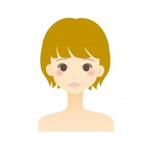 オークル肌色似合う髪色