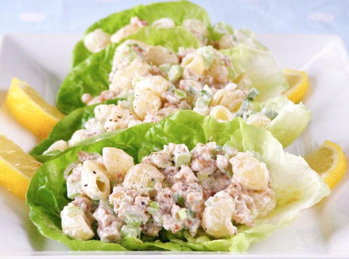 サラダ綺麗盛り付けやり方